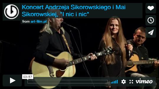 Koncert Andrzeja Sikorowskiego